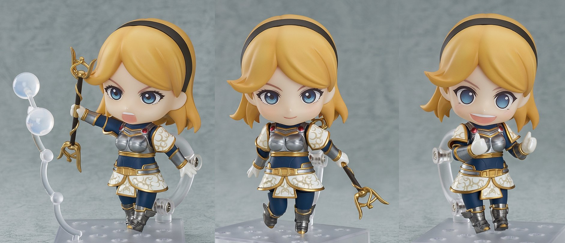 Good Smile Company's League of Legends Nendoroid Lux Now Ready For Preorder