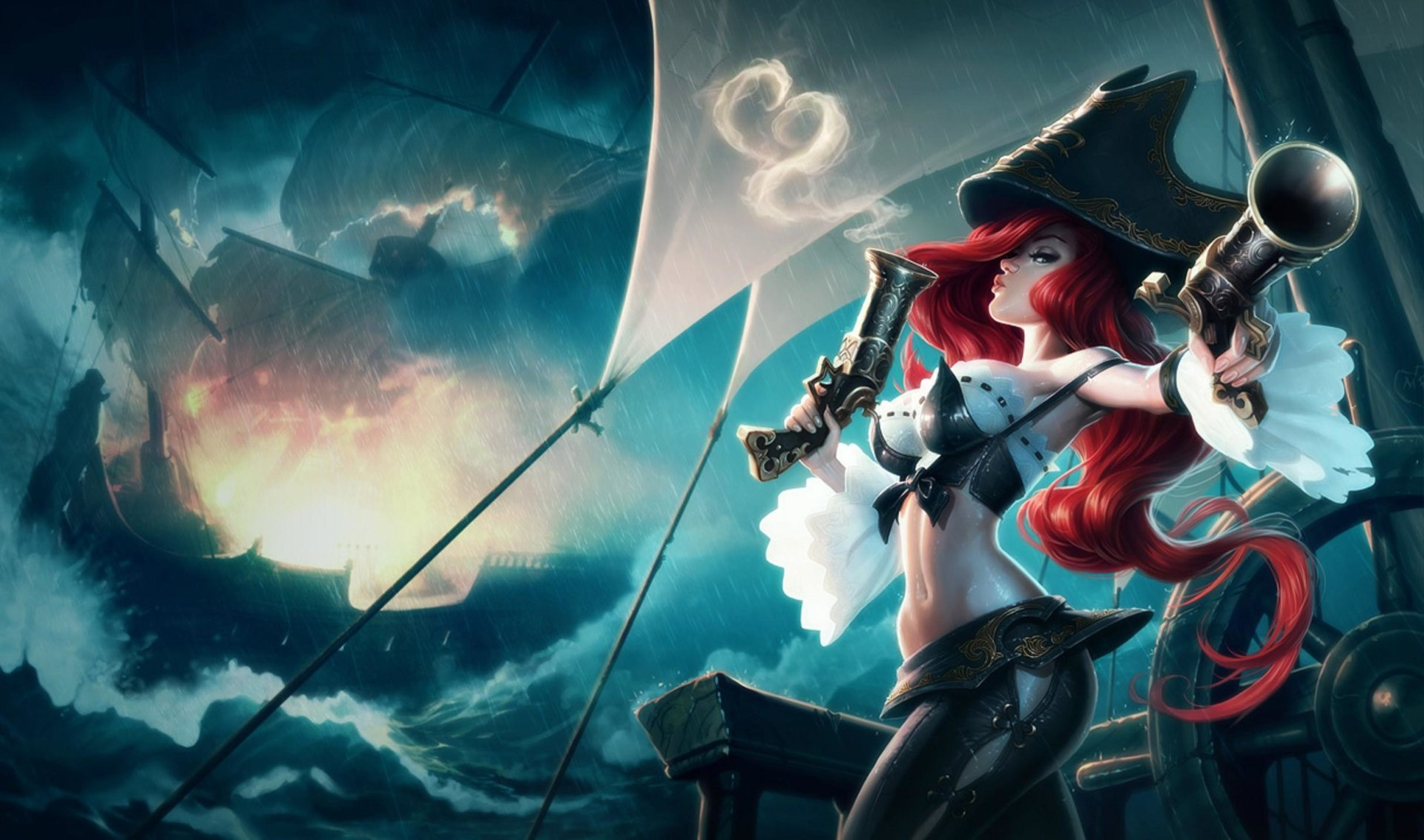 One Of Best Miss Fortune Runes, Masteries, Early And Core Items For Current League Of Legend Season Ten