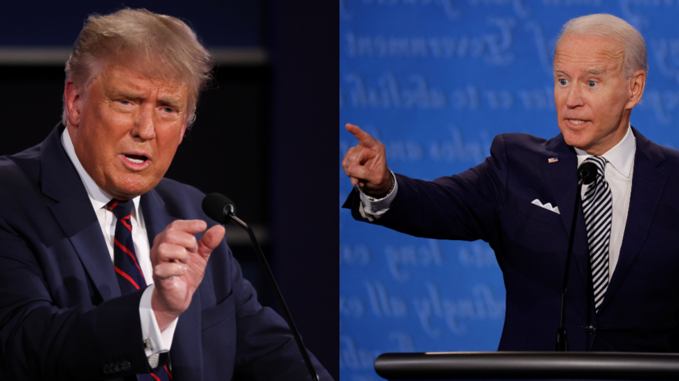 A Biden landslide? Democrats assume victory, while Trump supporters see a rerun of 2016