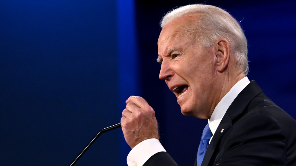 Biden called out for 'lying' that Republican Congress obstructed criminal justice reforms under Obama