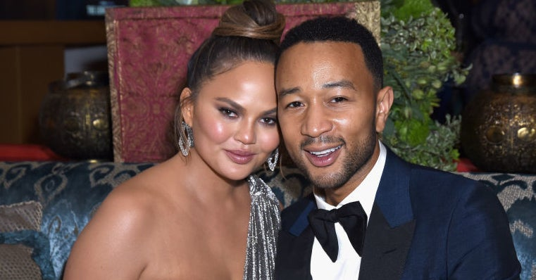 Celebs Are Sending Love And Support To Chrissy Teigen And John Legend Following Their Pregnancy Loss