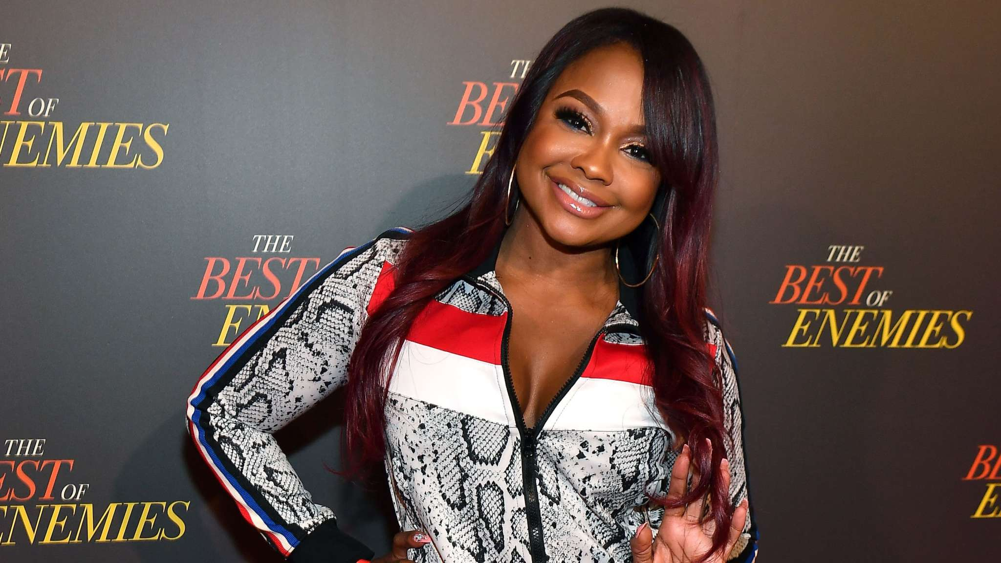 Phaedra Parks Tells Fans To Protect Their Souls – See The Video She Shared