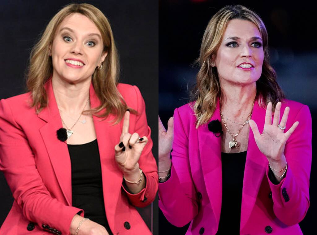 Savannah Guthrie Reportedly Contributed To Kate McKinnon's Perfect SNL Impersonation – Here's How!
