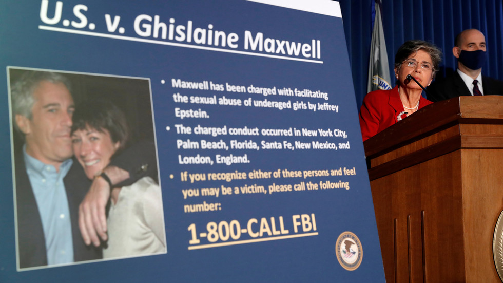 Ghislaine Maxwell's ENTIRE testimony revealed: Docs show Epstein's 'madame' trying to EVADE sex trafficking allegations