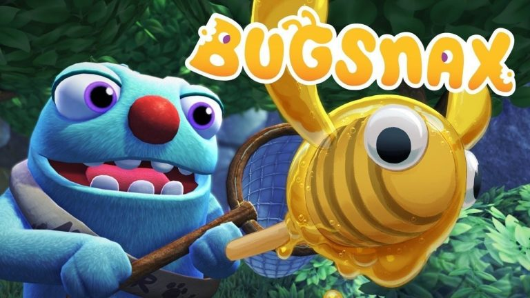 Bugsnax free at launch on PS5 for PS Plus members