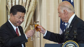 Hunter's ex-business partner says Joe Biden is 'COMPROMISED' by China, while detailing family deals in explosive interview