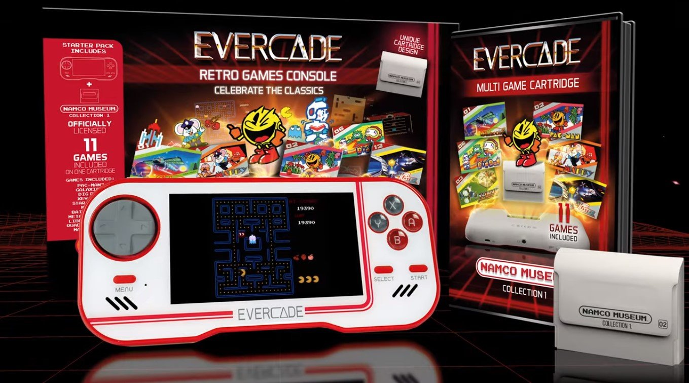 Evercade Announces 23 More Classic Games Joining Growing Library Of Games