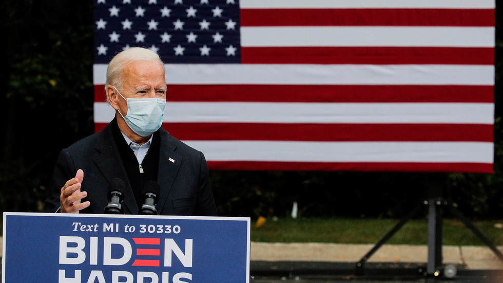 Takes two to tango? Biden campaign suggests he will show up to 2nd debate even if Covid-19 prevents Trump from appearing