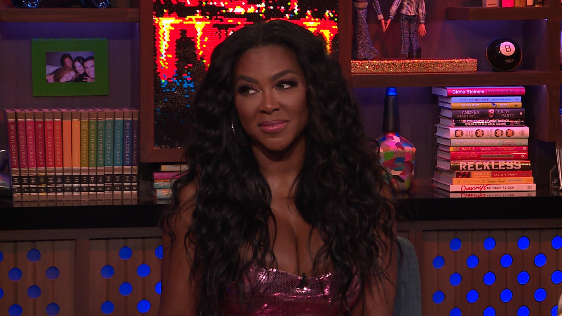 Kenya Moore Shares A New Video Featuring Her Baby Girl, Brooklyn Daly – See It Here