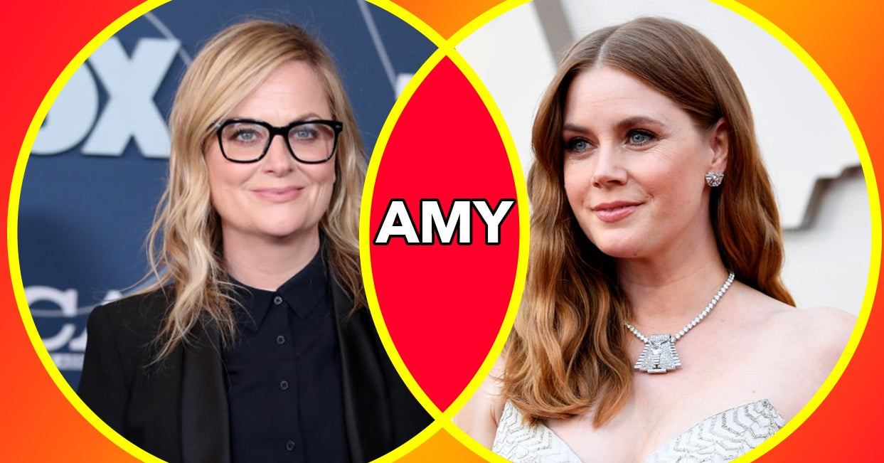 This Famous Person Name Quiz Is Easier Than It Looks