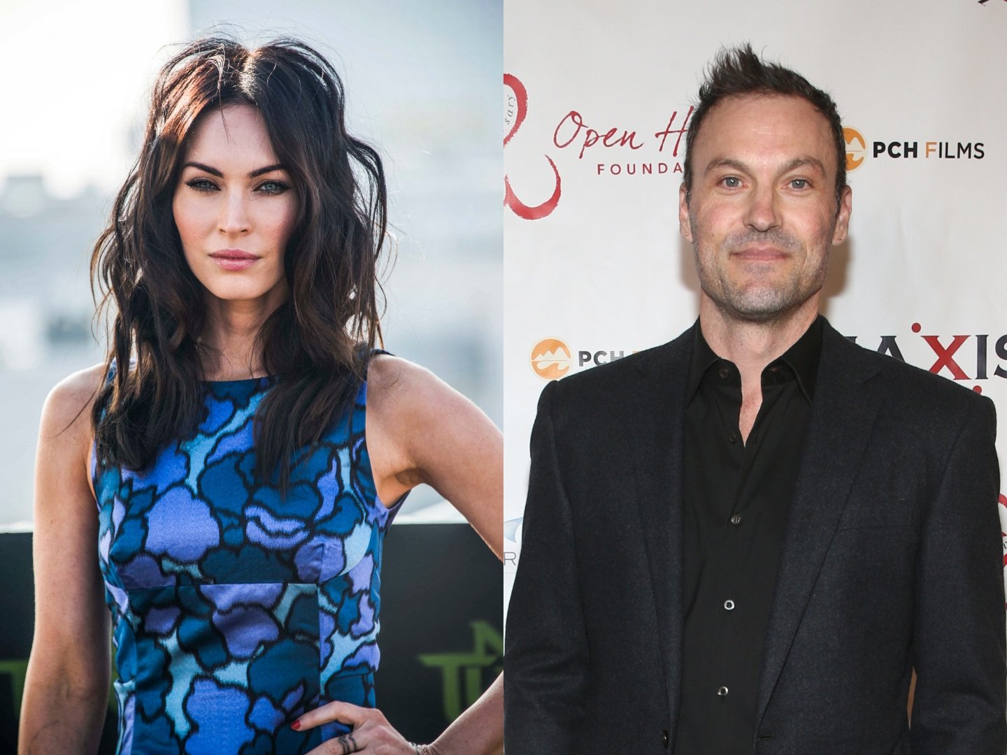 Brian Austin Green – Here's Why He Deleted The Pic Of His Son When Megan Fox Scolded Him For Posting It!