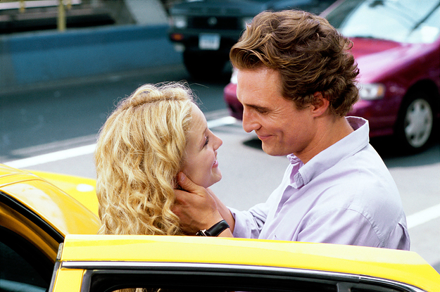 "Matthew McConaughey Named The One Romantic Comedy He'd ""Possibly"" Make A Sequel For"