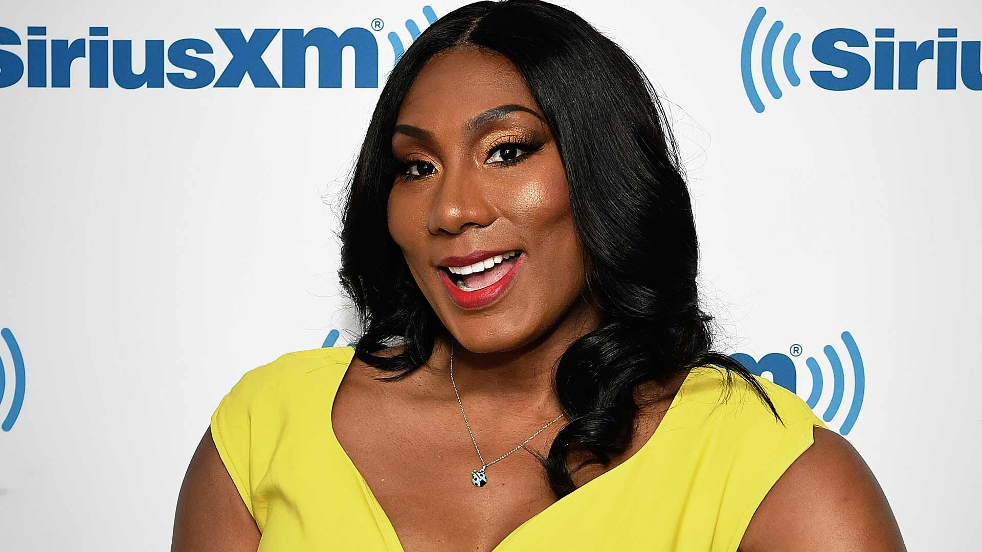 Towanda Braxton Wishes A Happy Birthday To Her Brother, Mikey Braxton – See The Video