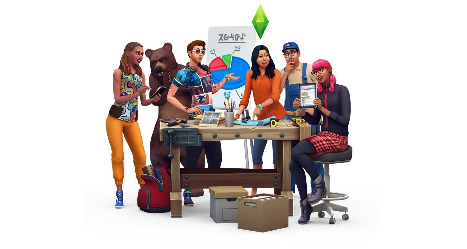 The Sims 4 CAS December Update Details And Release Date Revealed