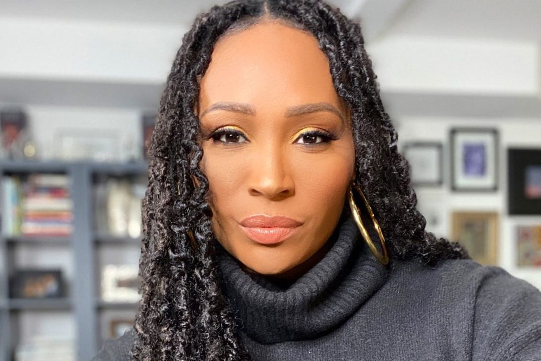 Cynthia Bailey's No-Makeup Photo Has Fans In Awe – See Her Flawless Face