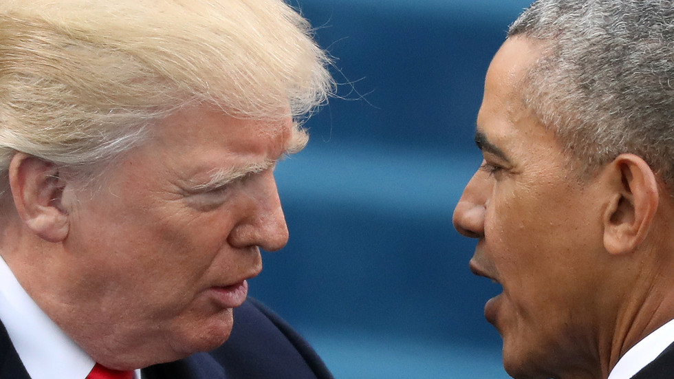 Who spied on journalists, again? Obama urged to self-reflect after accusing Trump of acting like a power-hungry dictator