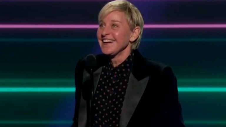 Ellen DeGeneres Shows Gratitude Towards Her 'Amazing Crew And Staff' In People's Choice Awards Acceptance Speech After Toxic Workplace Scandal!