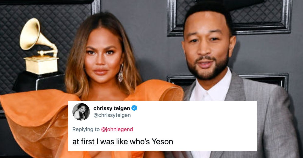 On The Plus Side, Chrissy Teigen And John Legend Had A Great Twitter Back-And-Forth Over Some Election Results