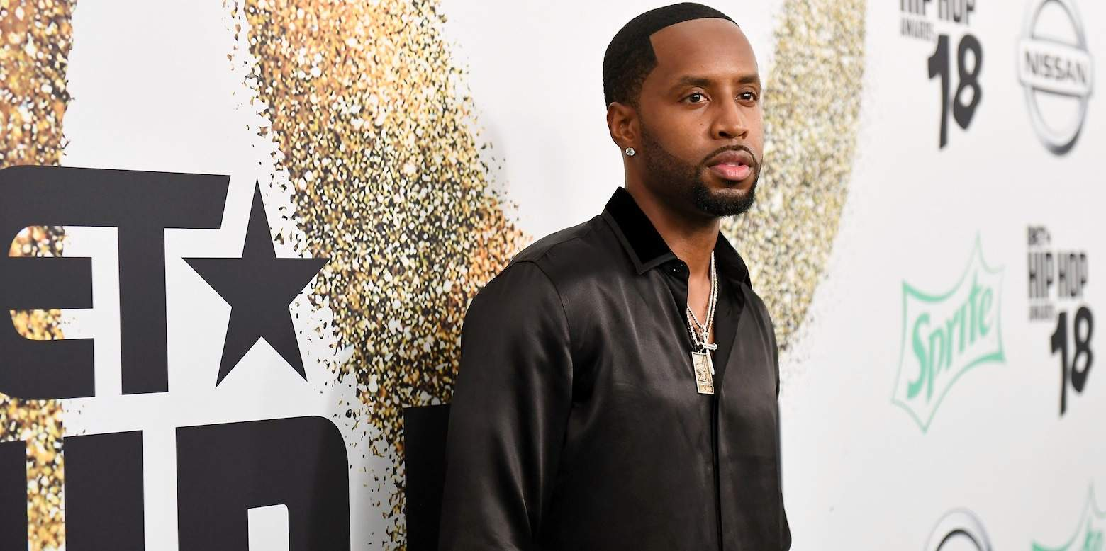 Safaree Shows Off His Toned Body In His Vacay With Erica Mena For Her Anniversary