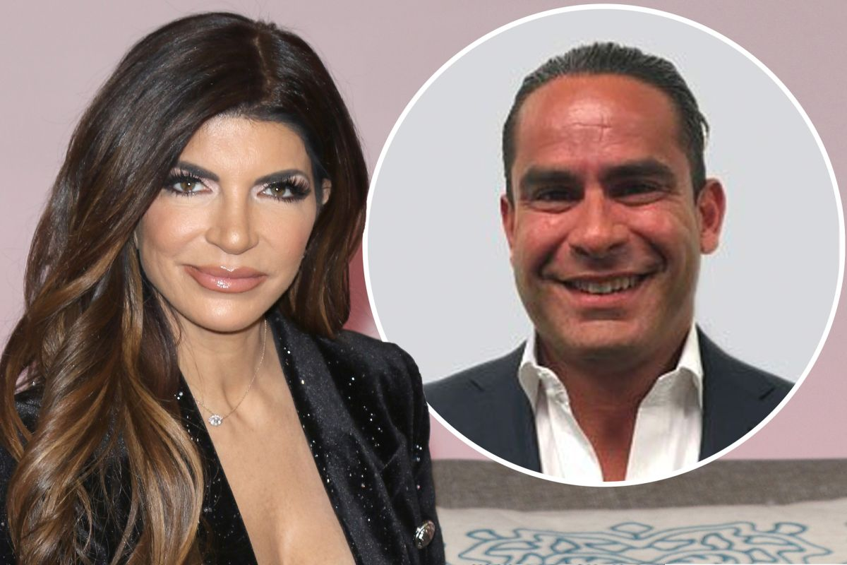 Teresa Giudice 'Taking It Slow' With New BF Despite Liking Him A Lot – Here's Why!