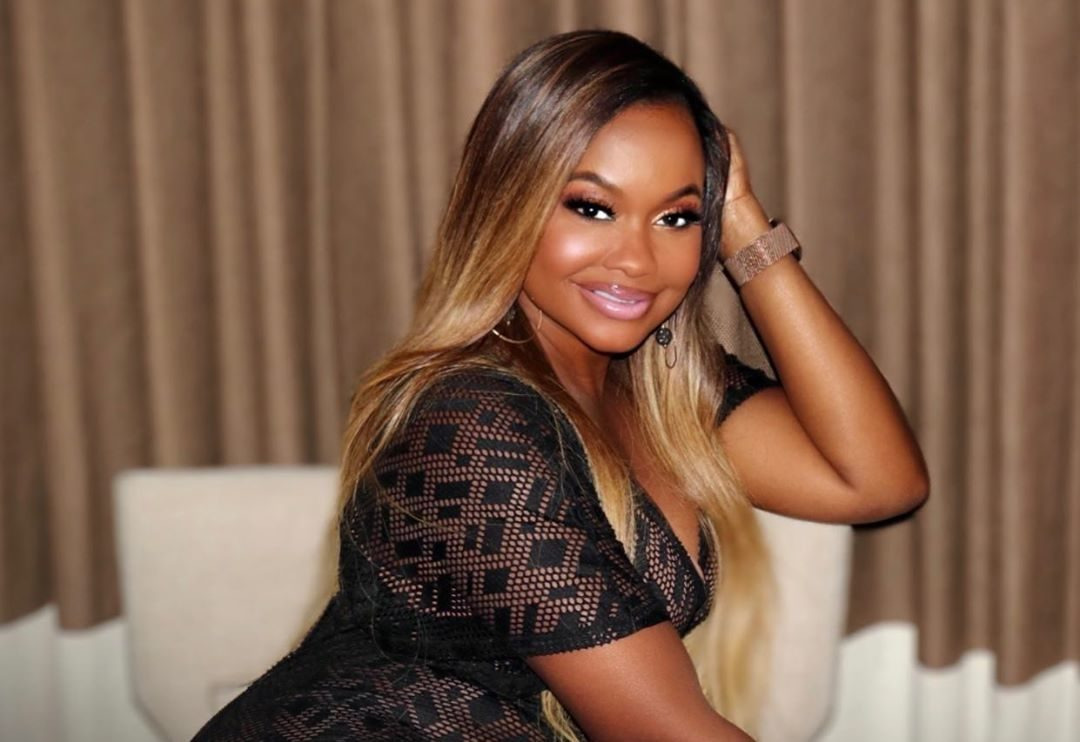 Phaedra Parks Praises Her Scorpio Sisters – See Her Photos
