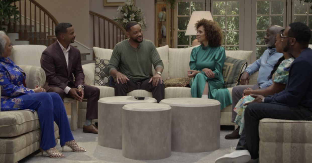 """Alfonso Ribeiro Cleared Up Why He Wasn't On Set During The """"Fresh Prince"""" Reunion With Janet Hubert, AKA The Original Aunt Viv"""