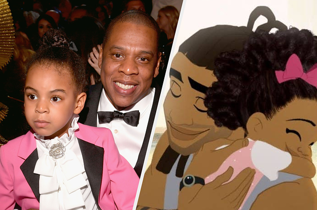 """Blue Ivy Carter Narrated The Audiobook For """"Hair Love"""" And Her Reading Of It Is So Sweet"""