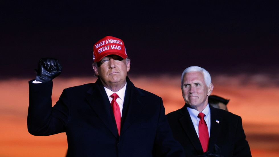 Trump campaign suing to stop Michigan & Pennsylvania vote count, while Biden predicts big win in key Rust Belt states