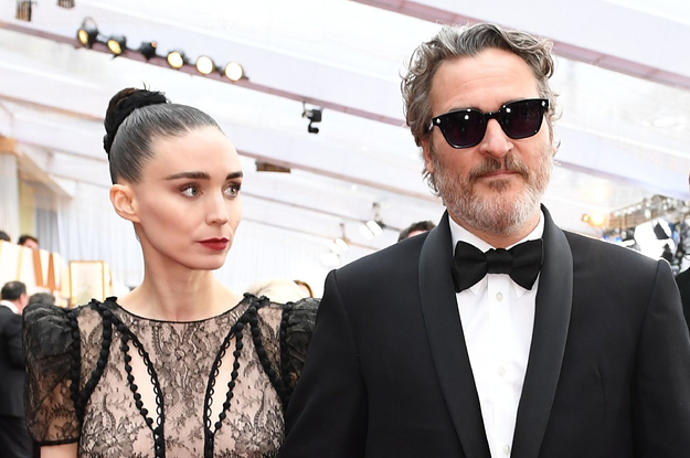 Joaquin Phoenix And Rooney Mara Opened Up About Their Son River For The First Time