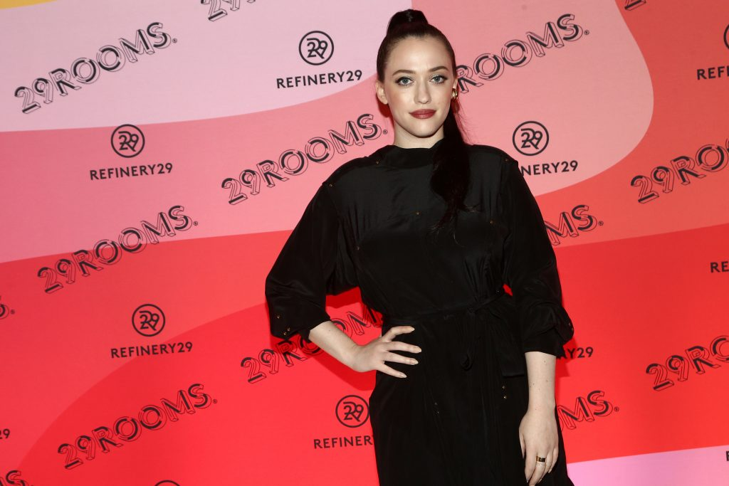Kat Dennings attends Refinery29's 29Rooms Los Angeles: Expand Your Reality Experience 2019 on November 08, 2019 in Los Angeles, California.