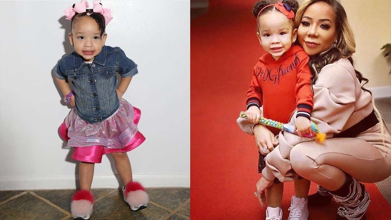 Tiny Harris Will Make Your Day With This Video Featuring Heiress Harris – See It Here