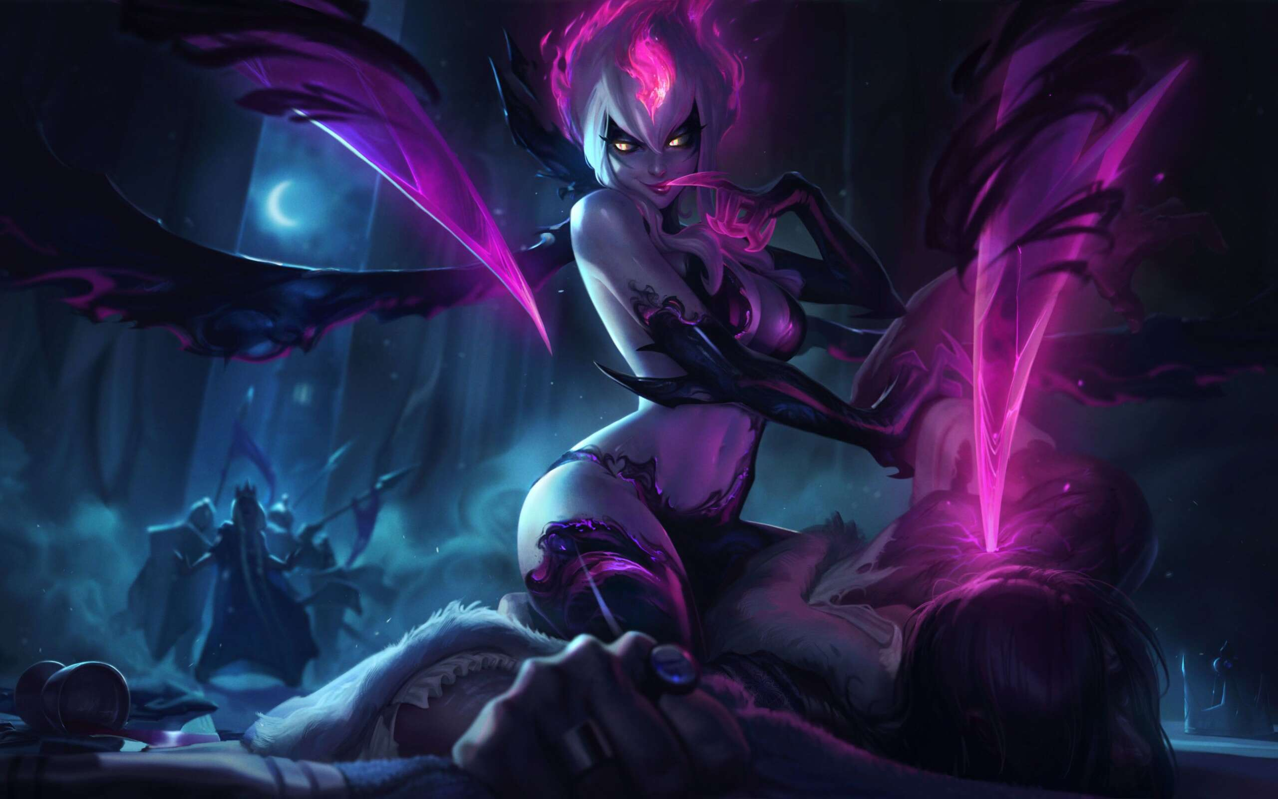 K/DA All Out Skins Are Available To Be Purchased In League Of Legends In The Current Patch