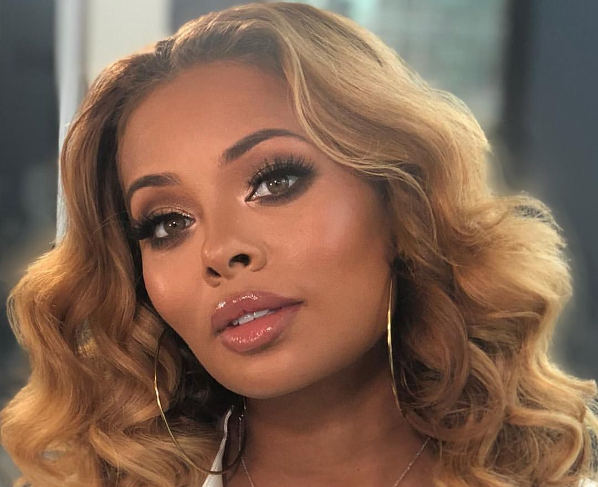 Eva Marcille's Fans Are In Love With Her Hairdo – See The Latest Photos Here