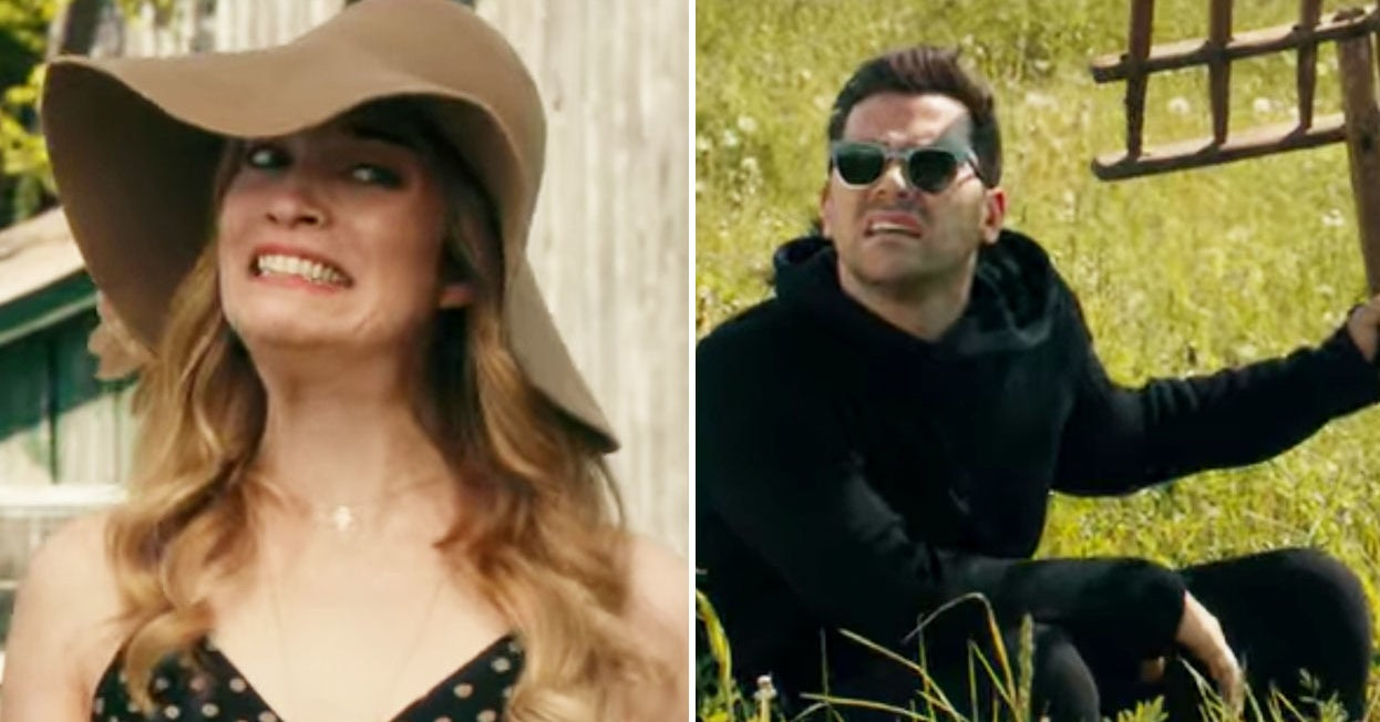 """Only Someone Who Knows That David And Alexis From """"Schitt's Creek"""" Are The Best TV Siblings Will Pass This Quiz"""