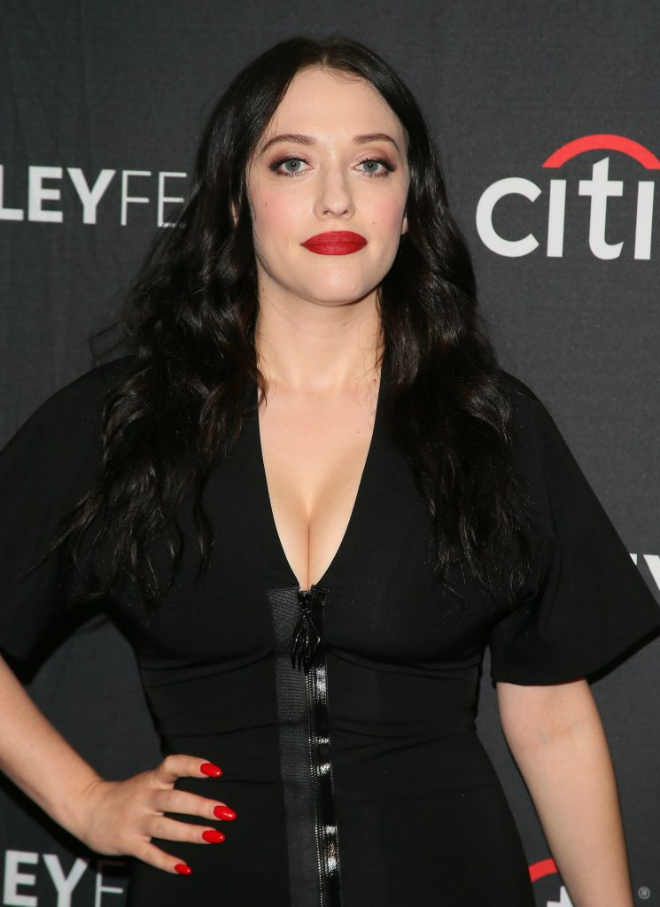 "Kat Dennings of '""Dollface"" attends The Paley Center for Media's 2019 PaleyFest Fall TV Previews - Hulu at The Paley Center for Media on September 10, 2019 in Beverly Hills, California."