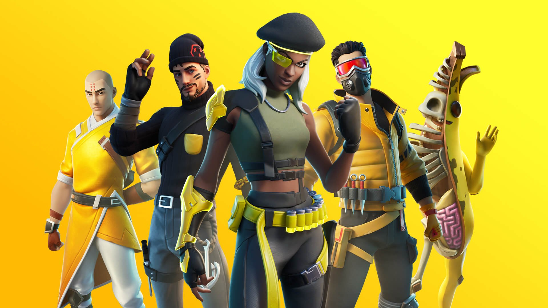 Fortnite On Next-Gen Runs At 4K Resolution On Xbox Series S (1080p), 60FPS, And Support For PlayStation 5 DualSense