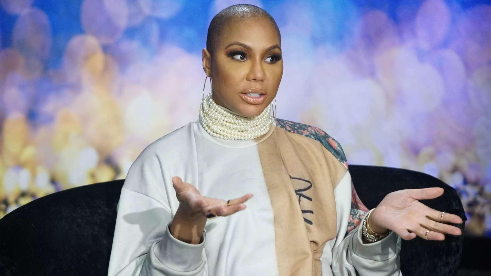 Tamar Braxton Is Grateful That The First Episode Of Her Podcast Is Out – Episode 1: The Bounceback