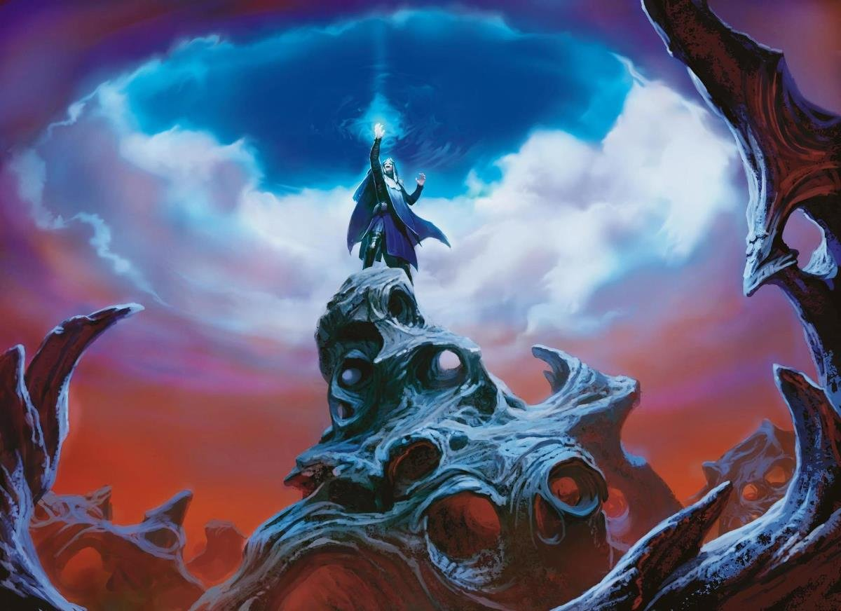 Tasha's Cauldron Of Everything: Fathomless Warlock Patron Sees Thalassic Final Reprint In D&D's Newest Rules Expansion