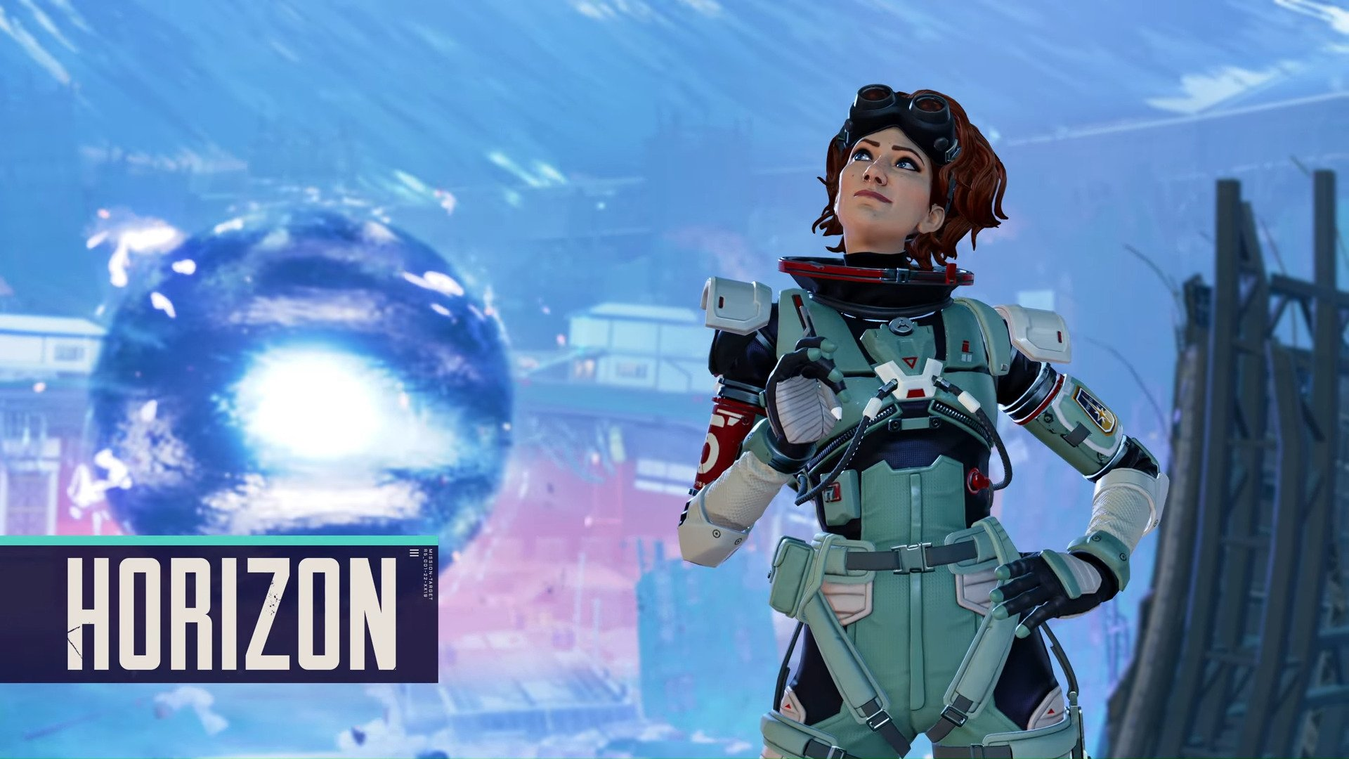 Apex Legend's New Legend Horizon Has An Interesting Skillset, And A Potentially OVERPOWERED Ultimate