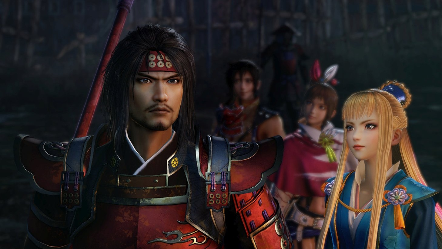 Koei Tecmo Is Seeking Samurai Warriors Player Opinions In New Survey