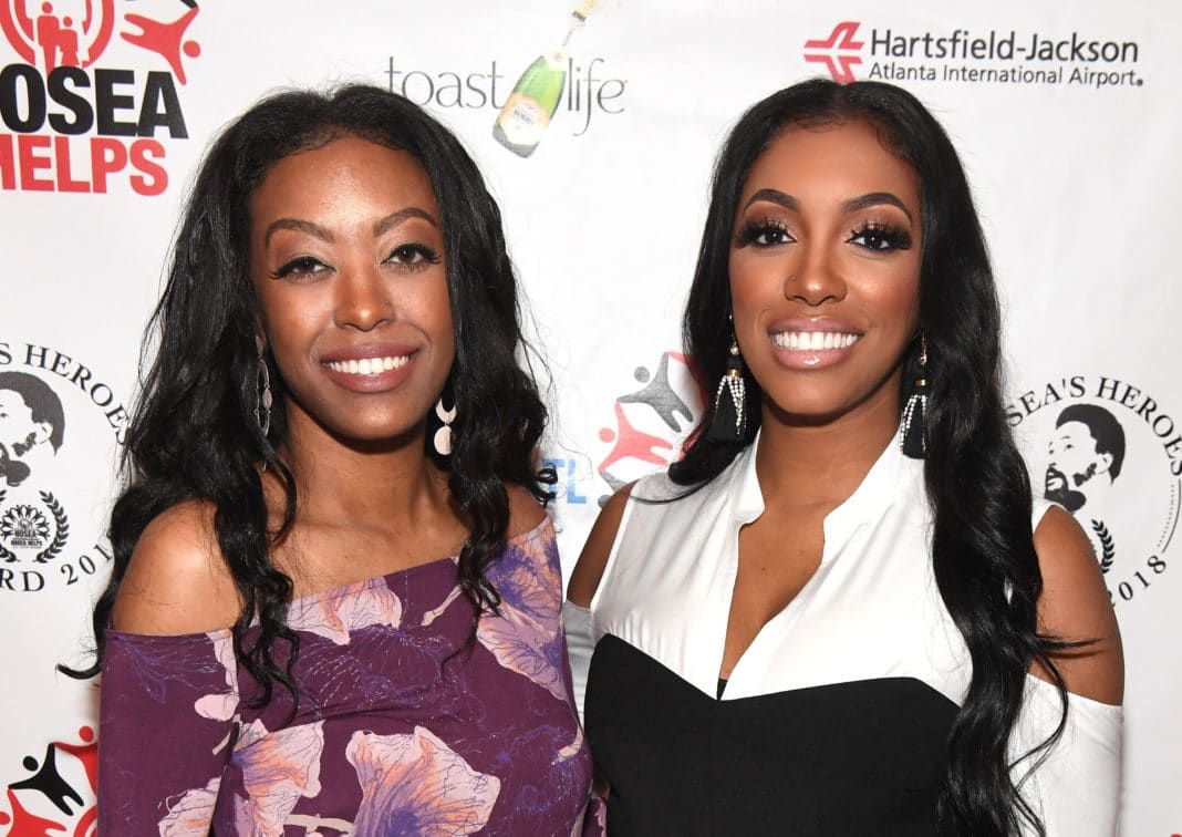 Porsha Williams' Video Featuring Her Sister, Lauren Williams Makes Fans' Day – See The Ladies Having A Blast!