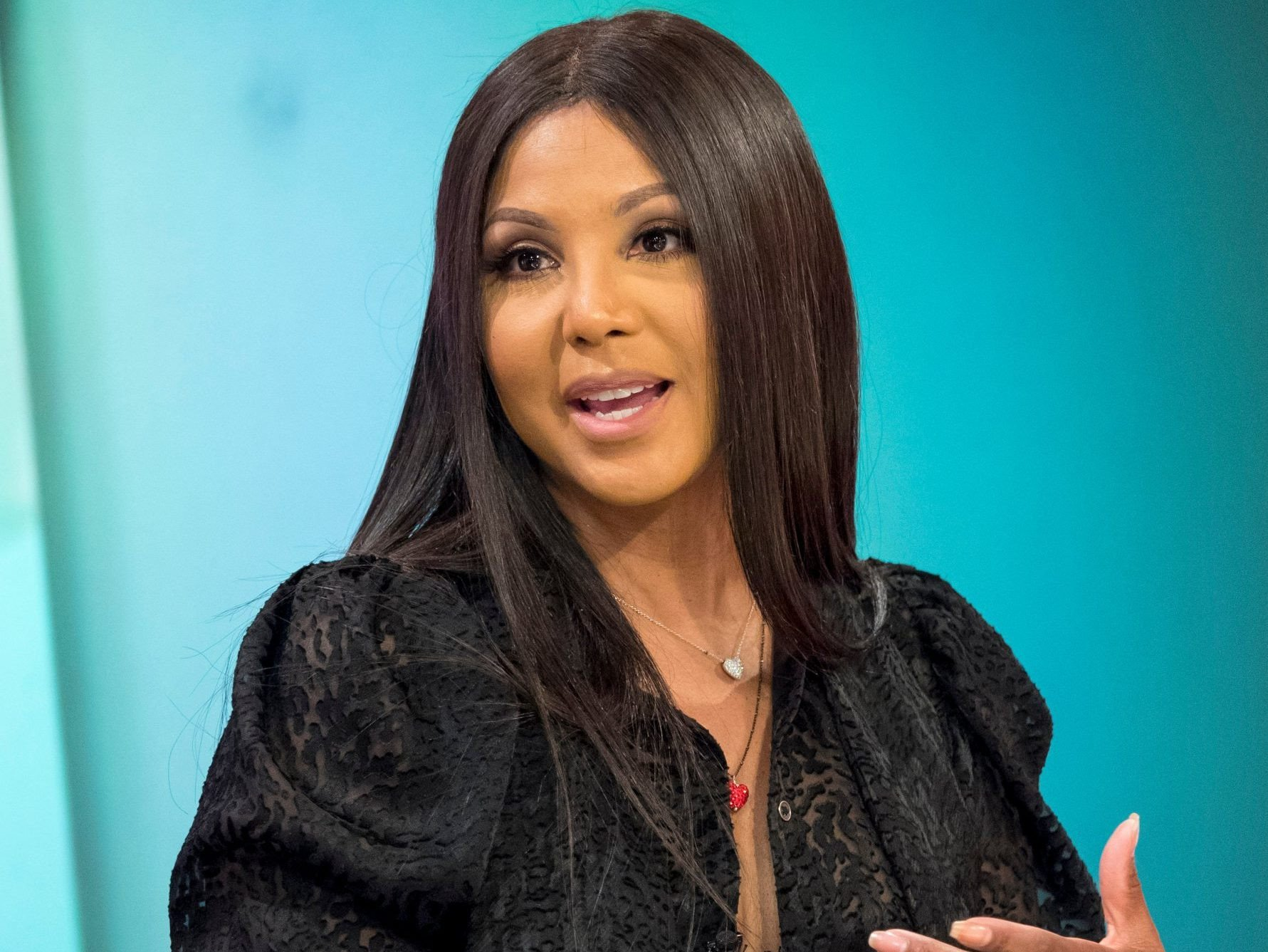 Toni Braxton Praises 'Our First Black And Indian-American Woman Vice President' Kamala Harris – See Her Video