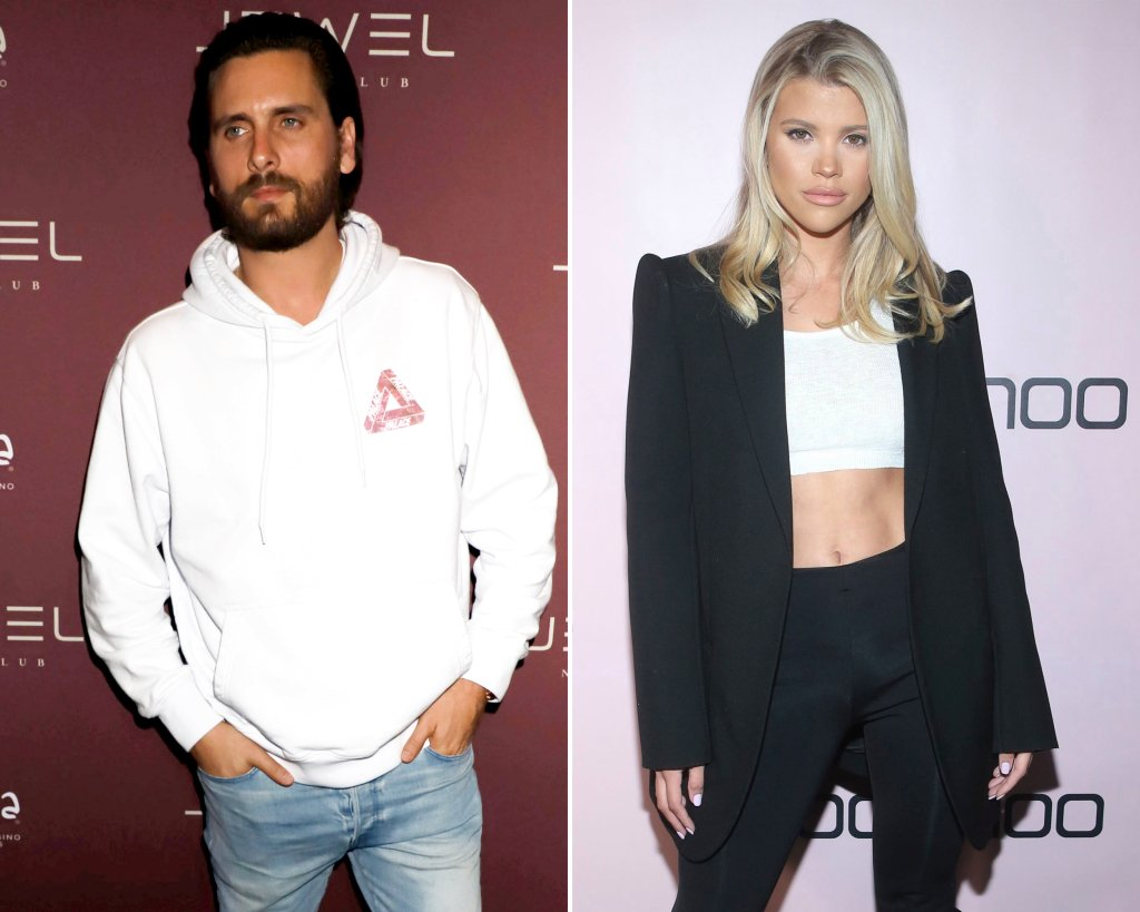 Scott Disick And Sofia Richie – Here's How They Felt About Reuniting At Kendall Jenner's Party After Split!