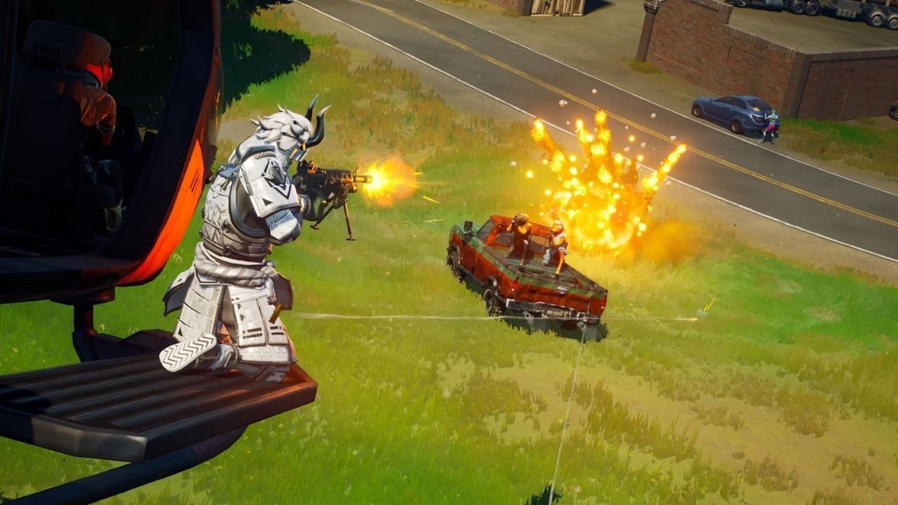 Fortnite on PS5: Next-gen tech, DualSense features detailed