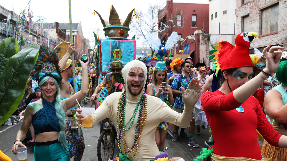 New Orleans BANS PARADES for 2021 Mardi Gras but insists that annual event is only going to be 'DIFFERENT, NOT CANCELLED'