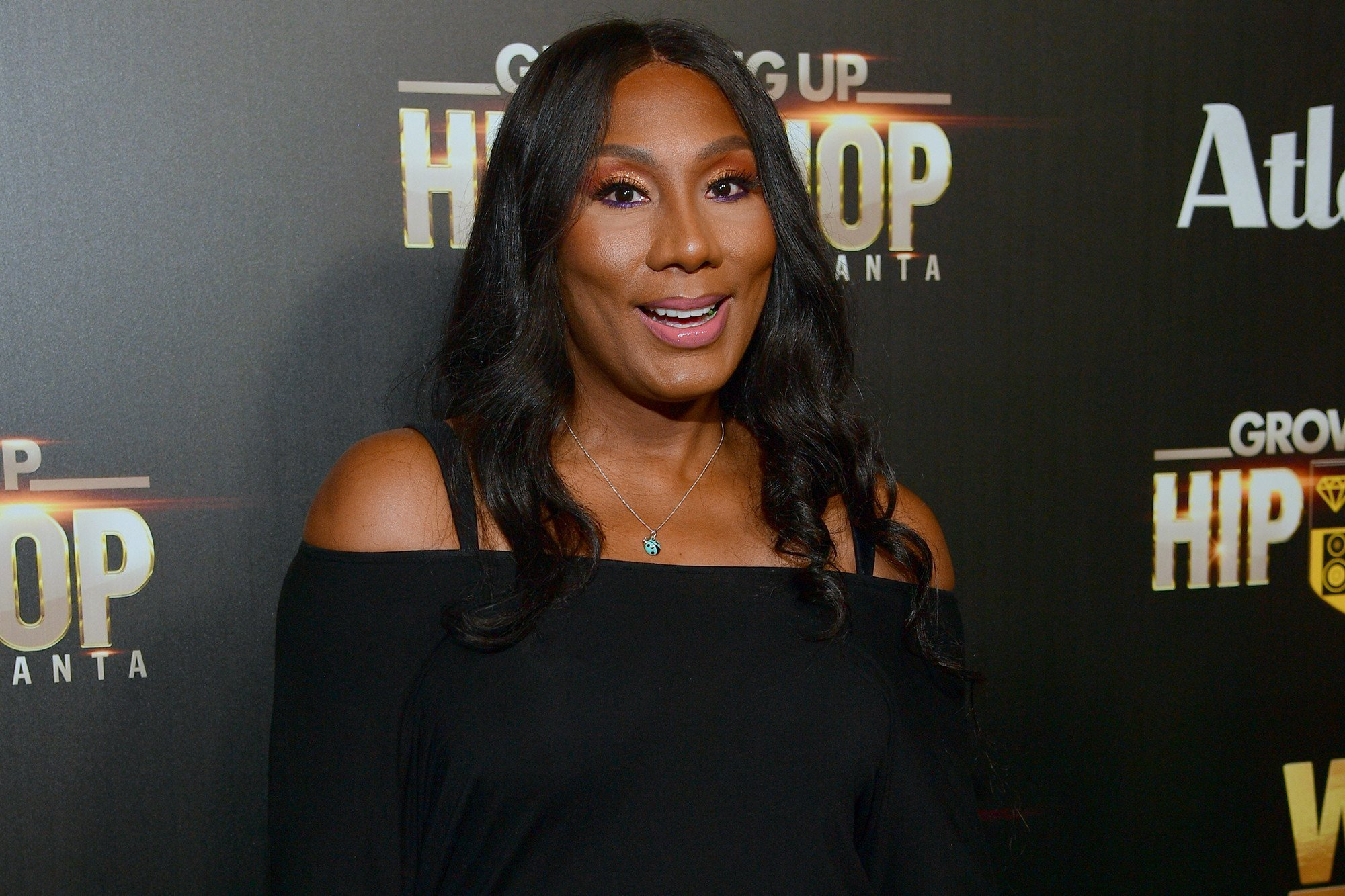 Towanda Braxton Wishes A Happy Birthday To Her Son – See The Funny Clips She Shared To Mark The Event