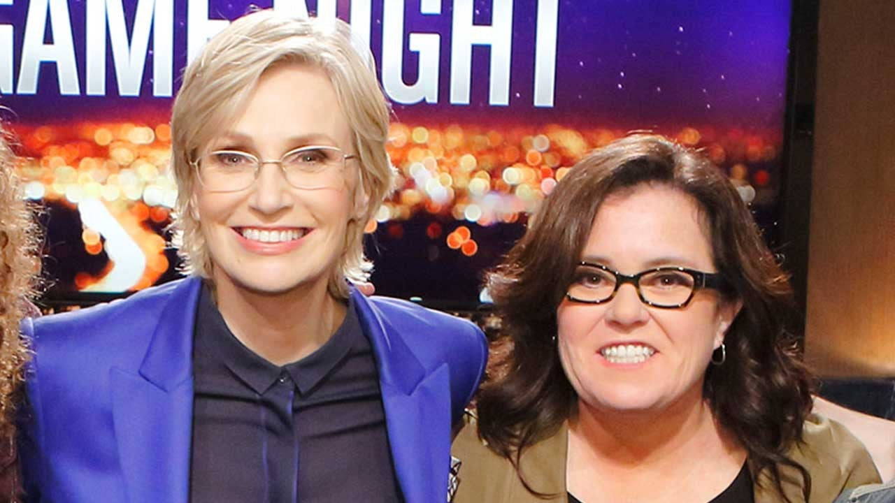 Jane Lynch Reveals She Lost This Role She Really Wanted To Rosie O'Donnell – Says It Was 'Heartbreaking'