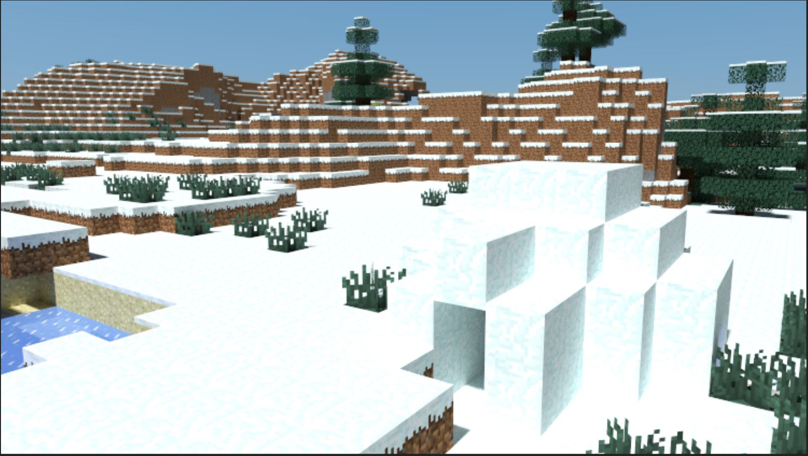 Minecraft Snapshot 20W46A: Powder Snow And Other Changes In The Newest Java Snapshot