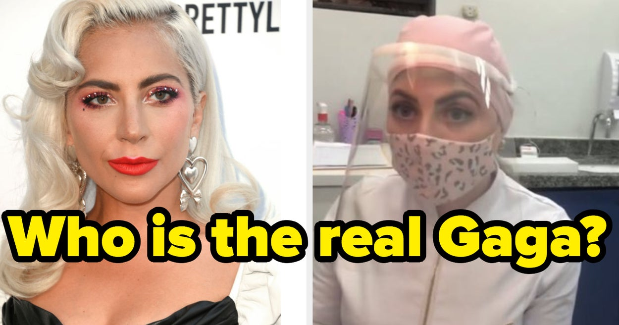 A Random Dentist In Brazil Is Going Viral Because She Looks Exactly Like Lady Gaga