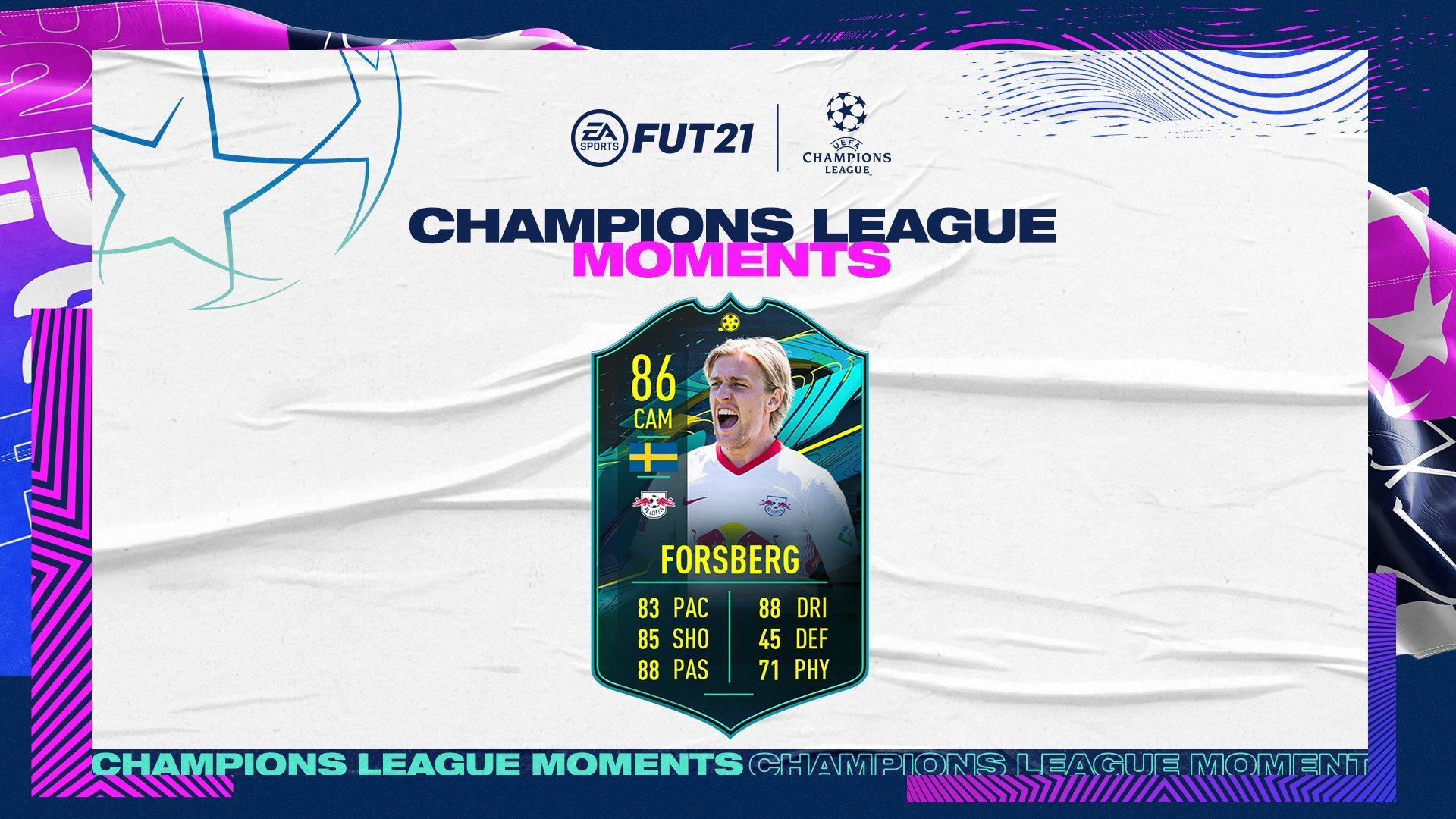 Should You Do The Emil Forsberg Player Moments SBC In FIFA 21? Another Leipzig Special Card